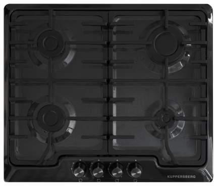 Встраиваемая варочная панель газовая KUPPERSBERG TS 61 B Black