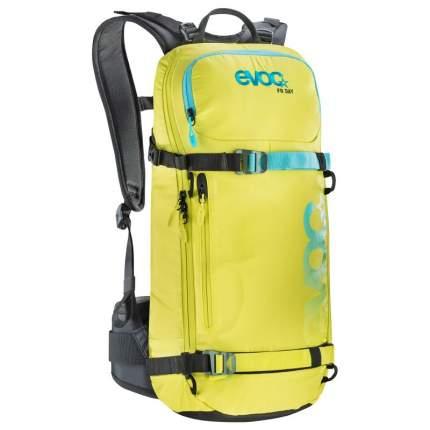 Рюкзак для лыж и сноуборда EVOC FR Day M/L, sulphur, 16 л
