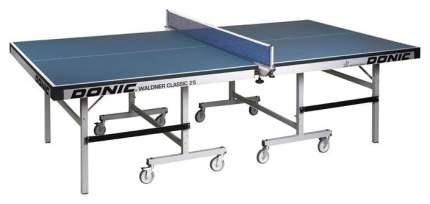 Теннисный стол Donic Waldner Classic 25 синий, с сеткой
