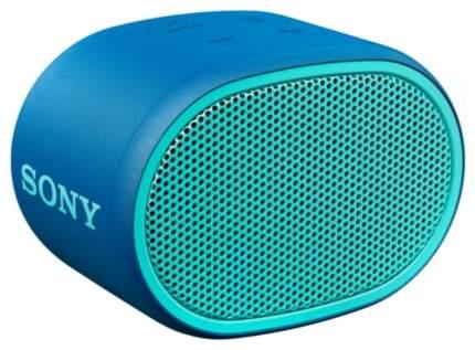 Беспроводная акустика Sony XB01 Extra Bass Cyan