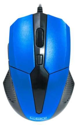 Игровая мышь CBR CM 301 Blue/Black
