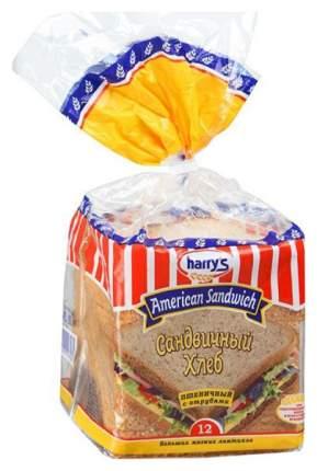 Хлеб Harry's american sandwich cандвичный пшеничный с отрубями 515 г