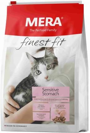 Сухой корм для кошек MERA Finest Fit Sensitive Stomach, курица, 1,5кг