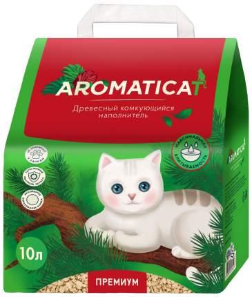 Комкующийся наполнитель туалета для кошек Aromaticat ACDK10