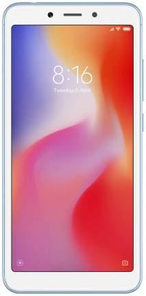 Смартфон Xiaomi Redmi 6A 16Gb Blue (Global Version)