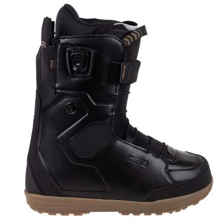 Ботинки для сноуборда Deeluxe Empire TF 2019, black, 27.5