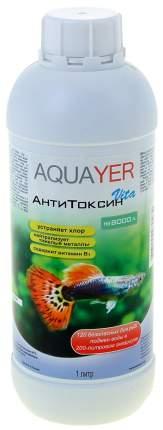 Средство для ухода за водой Aquayer АнтиТоксин Vita 1 л