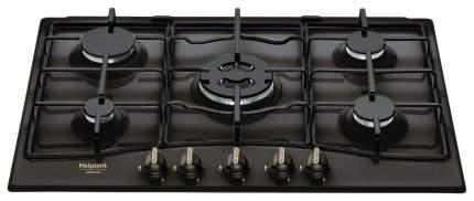 Встраиваемая варочная панель газовая Hotpoint-Ariston PCN 750 T (AN) R /HA Black