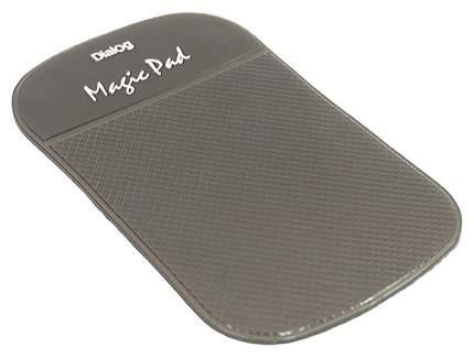Коврик держатель мобильных устройств в автомобиле Dialog MH-01 Magic Pad серый