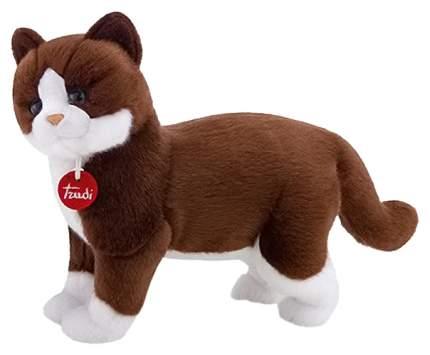 Мягкая игрушка Trudi Коричневый кот Джильдо 28 см 21035