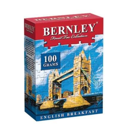 Чай Bernley english breakfast черный листовой 100 г