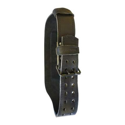 IRONMAN Ремень K10 кожаный 2-х слойный (широкий) (0)