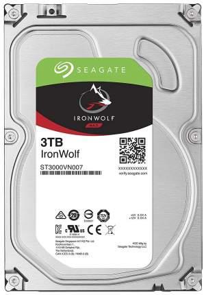 Внутренний жесткий диск Seagate IronWolf ST3000VN007 3TB (ST3000VN007)