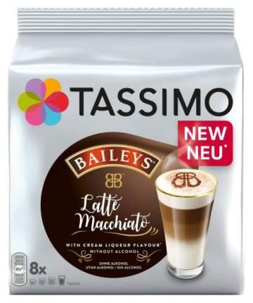 Кофе в капсулах Tassimo Latte Macchiato Baileys 8 порций
