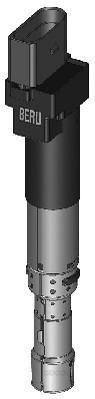 Катушка зажигания Beru ZSE063
