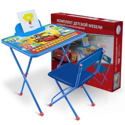 Комплект детской мебели Nika Disney Тачки Д1П/Т