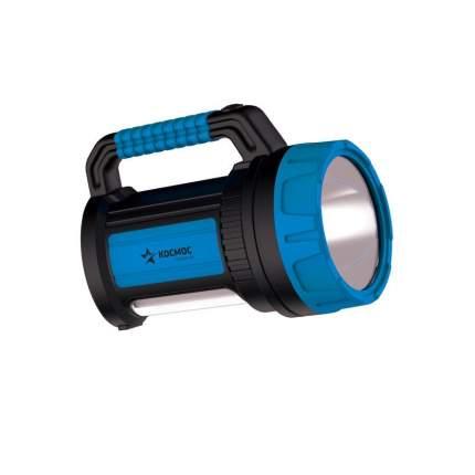 Туристический фонарь Космос 9107WUSB синий, 3 режима