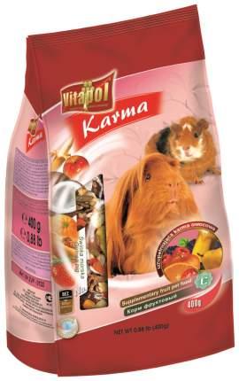 Корм для морских свинок Vitapol Karma 0.4 кг 1 шт
