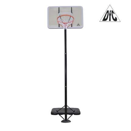 Баскетбольная мобильная стойка DFC STAND44F 112x72см поликарбонат, НОВИНКА