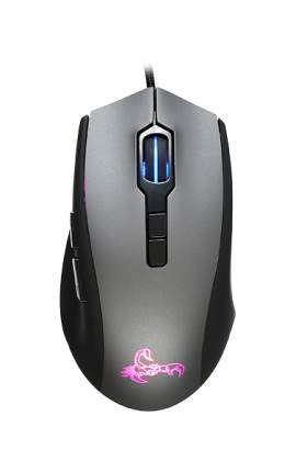 Игровая мышь OKLICK 985G Grey/Black