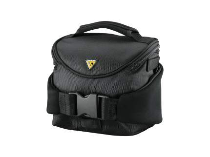 Велосипедная сумка Topeak Compact Handlebar Bag черная