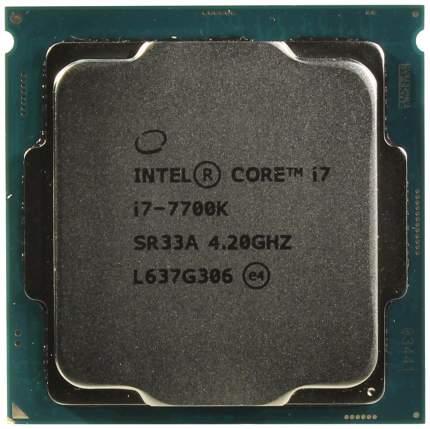 Процессор Intel Core i7 7700K Box
