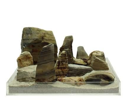 Камень натуральный для аквариумов и террариумов UDeco Gobi Stone L 20-30 см