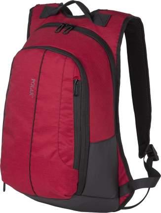 Рюкзак Polar К9072 21 л красный