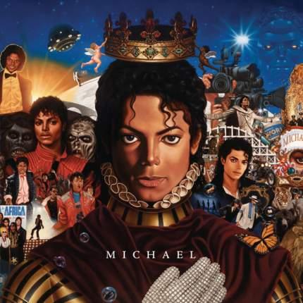 Michael Jackson  Michael (RU)(CD)