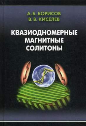 Книга квазиодномерные Магнитные Солитоны