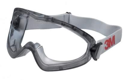 Защитные закрытые очки 2890 3M из поликарбоната