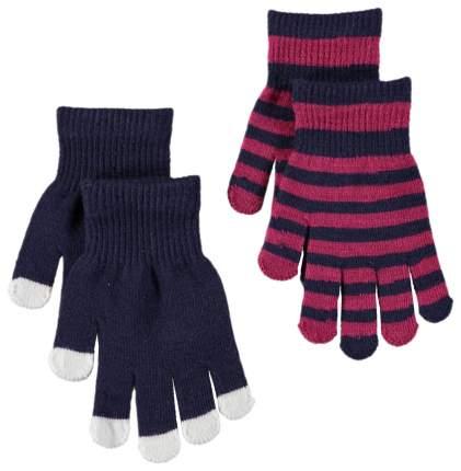 Перчатки Molo kei синие р.2-5 лет (2 пары)