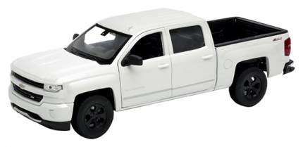 Модель машины 1:24 Chevrolet Silverado Welly 24083