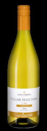 Вино Cellar Selection Chardonnay, Santa Carolina, 2018 г.