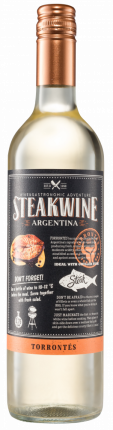 Вино Steakwine Torrontes, Penaflor 2018