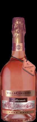 Игристое вино Villa Cialdini Rose, Chiarli-1860, 2018 г.