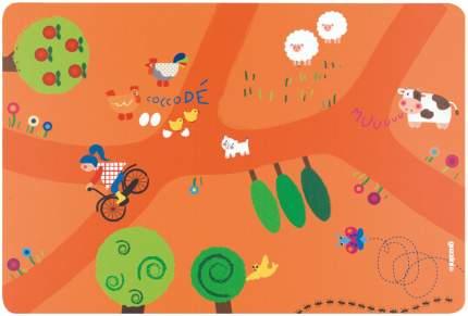 Коврик сервировочный детский Guzzini On the Road в ассортименте