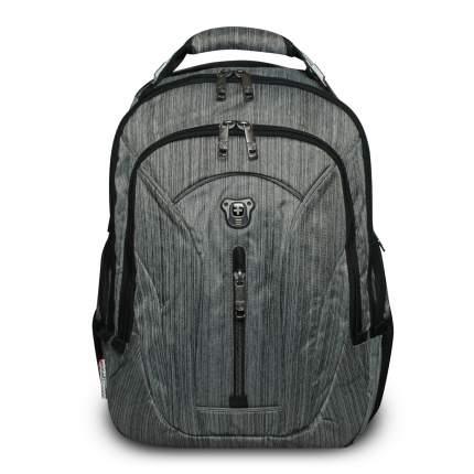 Рюкзак Swissdigital XHTJG-09B серый 27 л