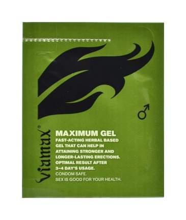 Возбуждающий гель Viamax Maximum Gel для мужчин 2 мл