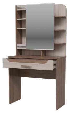 Туалетный столик Гранд-Кволити 155х80х42,5 см, коричневый