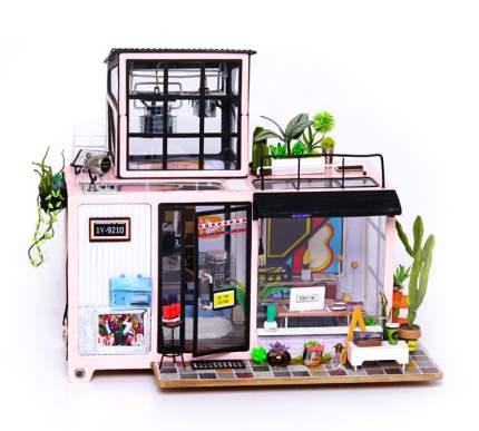 Конструктор Robotime DIY House Музыкальная студия