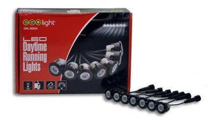 Дневные ходовые огни EGO-light DRL-5D24