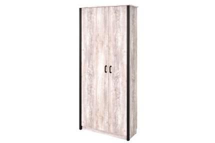 Платяной шкаф Hoff 80312470 90х38х205,7, бетон пайн