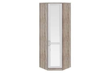 Платяной шкаф Hoff Прованс 80269497 74,9х217,8х74,9, дуб сонома трюфель/крем