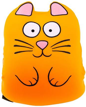 Игрушка-подушка Gekoko Муфта кот Рыжик M003