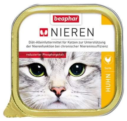 Консервы для кошек Beaphar Nieren с заболеваниями почек, с куриной грудкой, 100г