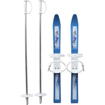 Беговые лыжи Цикл Олимпик-спорт, 66 см