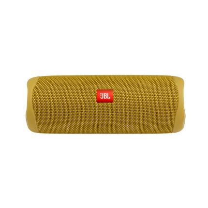 Беспроводная акустика JBL Flip 5 Yellow (JBLFLIP5YEL)