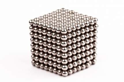 Куб из магнитных шариков Forceberg Cube 2,5 мм,стальной,512 эл.