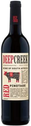 Вино Deep Creek Pinotage